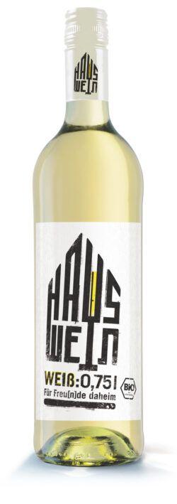 HAUSWEIN - Für Freu[n]de daheim (weiß) 6x750ml