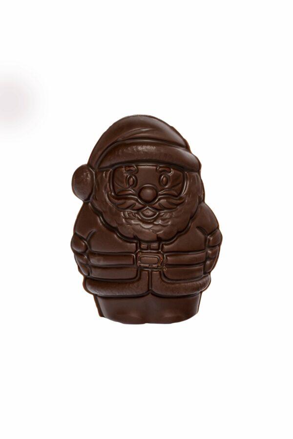 HEIDI Chocolaterie Suisse Schmunzel-Nikolaus, Zartbitterschokolade, VEGAN 12x40g