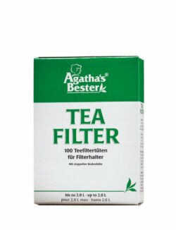 HERBARIA 100 Teefilter aus Papier 12x1Stück