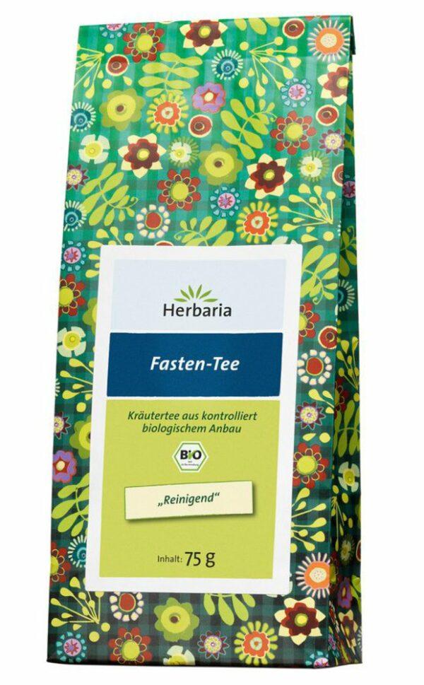 HERBARIA Fasten-Tee bio 6x75g