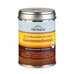HERBARIA Gaumenschmaus bio M-Dose 100g