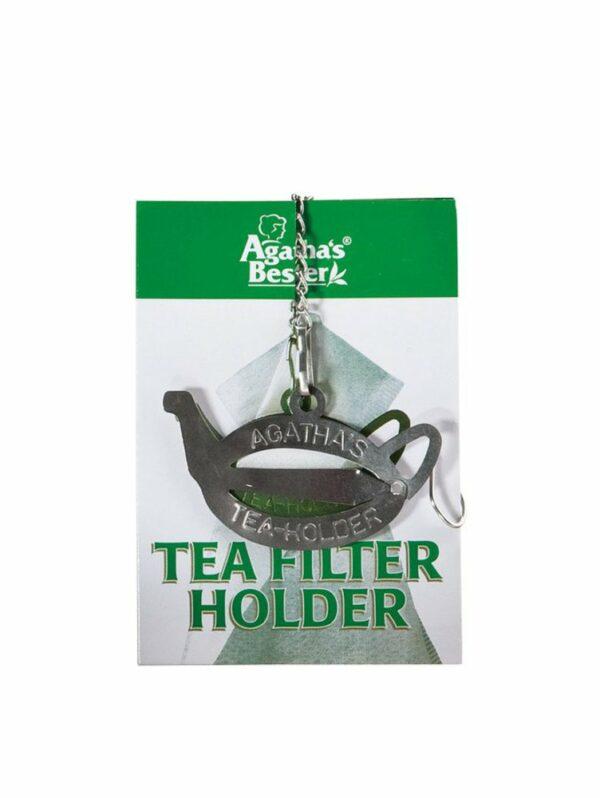 HERBARIA Halter für Teefilter 10x1Stück