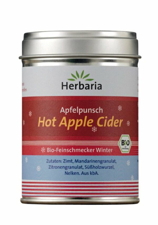HERBARIA Hot Apple Cider bio M-Dose 6x100g