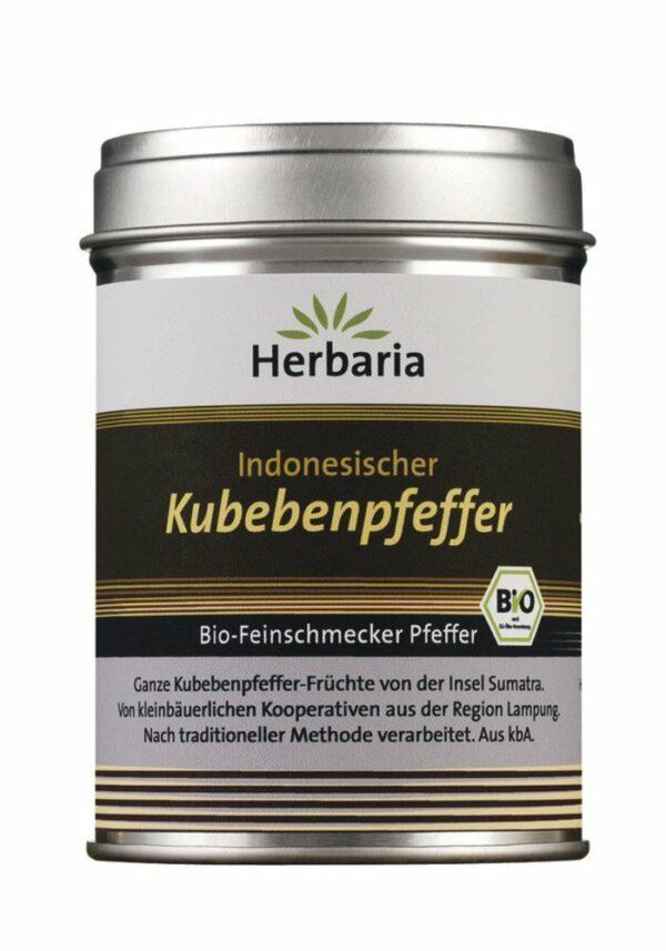 HERBARIA Kubebenpfeffer bio M-Dose 60g