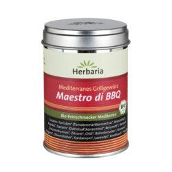 HERBARIA Maestro di BBQ bio M-Dose 70g