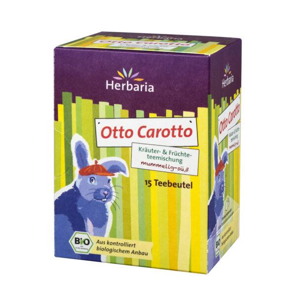 HERBARIA Otto Carotto Tee bio 15 FB 6x30g
