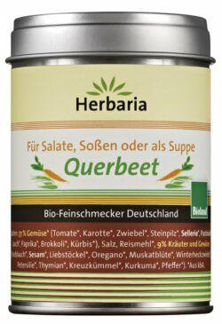 HERBARIA Querbeet bio -Bioland M-Dose 6x90g