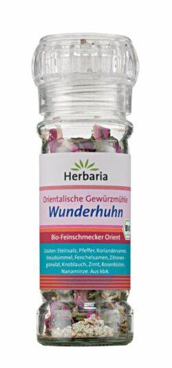 HERBARIA Wunderhuhn bio Mühle 50g