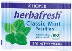 HOYER Classic Mint Pastillen 12x17g