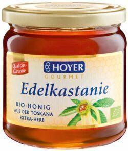 HOYER Edelkastanienhonig 6x500g