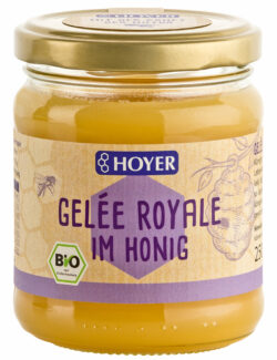 HOYER Gelée Royale im Honig 6x250g