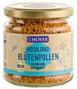 HOYER Hochland Bio Blütenpollen 6x225g