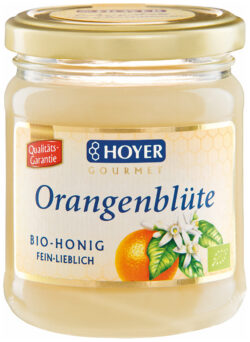 HOYER Orangenblütenhonig 6x250g