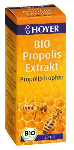 HOYER Propolis Extrakt, flüssig BIO 30ml