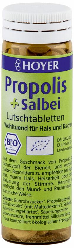 HOYER Propolis + Salbei 8x30g