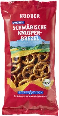 HUOBER BREZEL HUOBER Schwäbische Knusperbrezel 20x175g