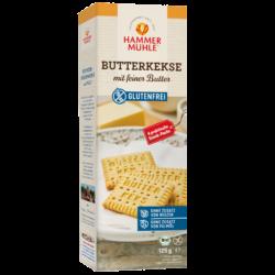 Hammermühle Bio Butterkekse - mit feiner Butter gf 6x125g