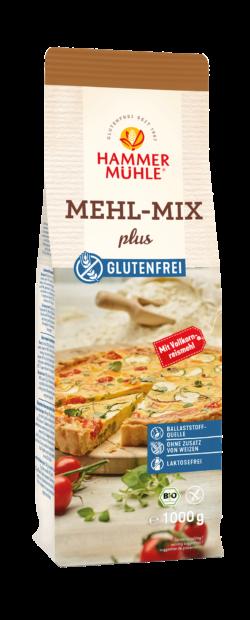 Hammermühle Bio Mehl-Mix plus gf 5x1000g