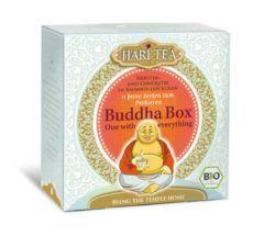 Hari Tea Buddha Box - Geschenk-& Probierpackung 6x11Btl