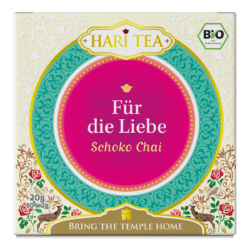 Hari Tea Schoko Chai - Für die Liebe 6x20g