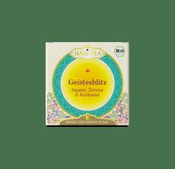 Hari Tea Geistesblitz - Ingwer, Zitrone, Kurkuma 6x20g