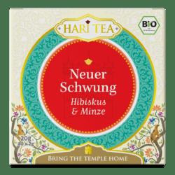 Hari Tea Neuer Schwung - Hibiskus & Minze 6x20g