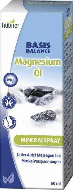 Hübner BASIS BALANCE® Magnesium Öl 60ml