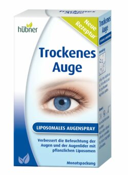 Hübner Trockenes Auge Spray 10ml