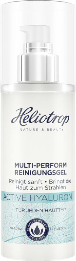 Heliotrop ACTIVE HYALURON Multi-Perform Reinigungsgel 150ml