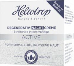 Heliotrop Active Regenerativ- Nachtcreme 50ml
