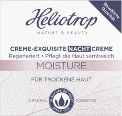 Heliotrop Moisture Creme-Exquisite regenerierende Nachtcreme 50ml