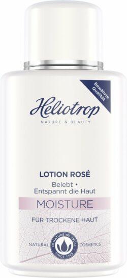 Heliotrop Moisture Lotion Rose- belebende Pflegelotion 200ml