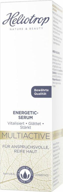 Heliotrop Multiactive Energetic-Serum- Regenerative Pflege für anspruchsvolle und reife Ha 30ml