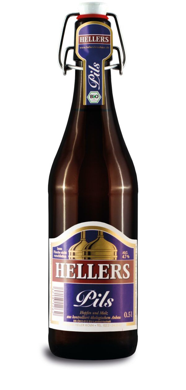 Hellers  Pils 16x500ml