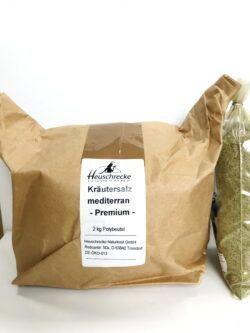 Heuschrecke Kräutersalz mediterran 2kg