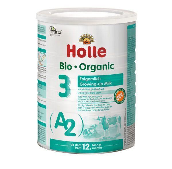 Holle A2 Bio-Folgemilch 3 6x800g