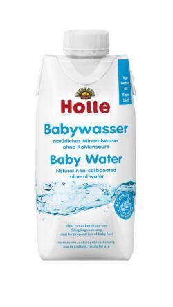 Holle Babywasser 12x500ml