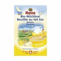 Holle Bio Bananen-Milchbrei Guten Abend 250g