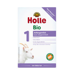 Holle  Bio-Anfangsmilch 1 aus Ziegenmilch 400g