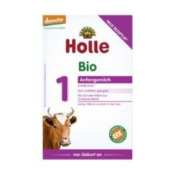 Holle Bio-Anfangsmilch 1 6x400g