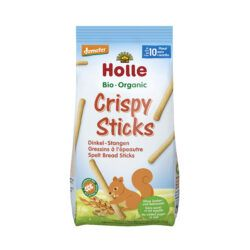 Holle Bio-Crispy Sticks Dinkel 6 x 80g