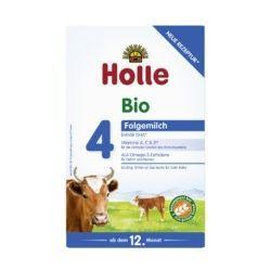 Holle Bio-Folgemilch 4 3x600g