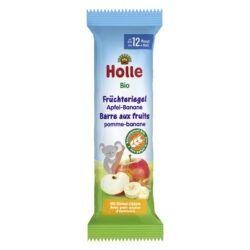 Holle  Bio-Früchteriegel Apfel-Banane 20x25g