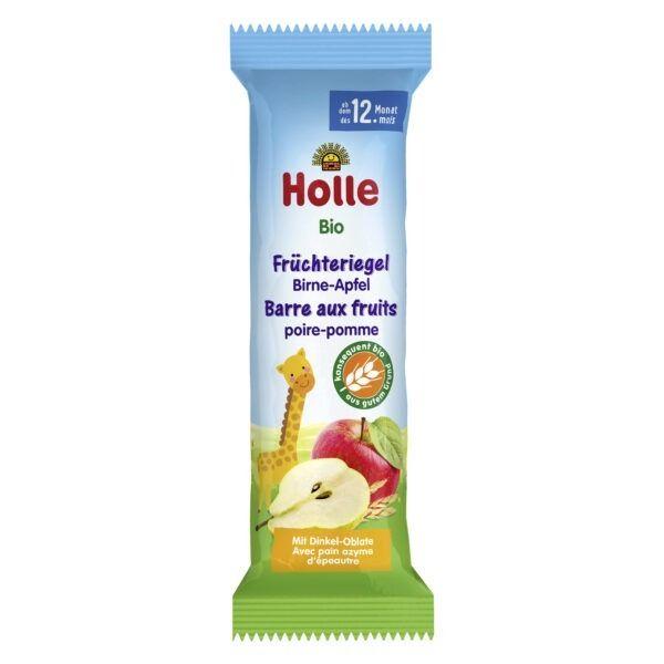 Holle Bio-Früchteriegel Birne-Apfel 20x25g