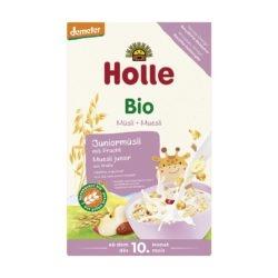 Holle Bio-Müsli Juniormüsli Mehrkorn mit Frucht 8x250g