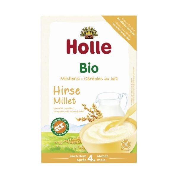 Holle  Bio-Milchbrei Hirse 6x250g