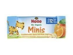 Holle  Bio-Minis Banane Orange 7x100g