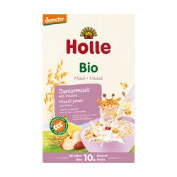 Holle  Bio-Müsli Juniormüsli Mehrkorn mit Frucht 250g