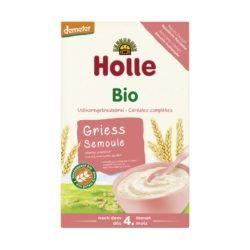 Holle  Bio-Vollkorngetreidebrei Griess 6x250g