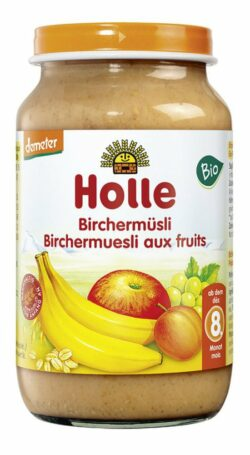 Holle Birchermüsli 6 x 220g